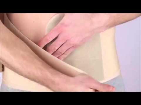 2 grado di corsetto di scoliosis