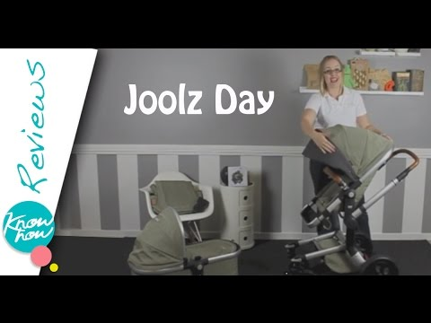 Joolz Day Stroller Review, Joolz Day Stroller is a Single, Lightweight Stoller