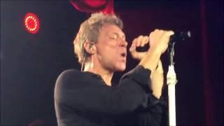 Bon Jovi - LIVE 2016 - Livin' on a Prayer (REMASTERED SOUNDBOARD)