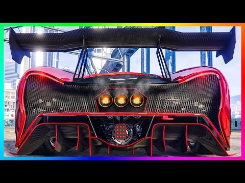 GTA 5 - Top 10 Best Sounding Cars! (GTA Online Best Engine Sound Vehicles)