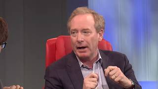 Microsoft president Brad Smith   Full interview   2018 Code Conference