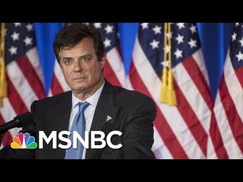 Special Counsel Robert Mueller Files New Charges Against Paul Manafort | MSNBC