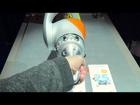 SKAMARÁTIL SOM SA S ROBOTOM!