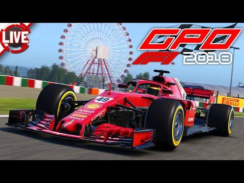 F1 2018 : Grand Prix Online 2 - Das große F1 Event geht weiter! - GPO2 - F1 2018 Livestream