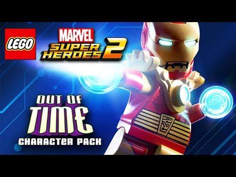 LEGO Marvel Superheroes 2 - All