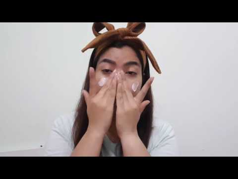 Facial mask Tiande walang hanggang mga review