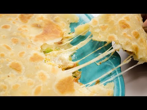 Pizza Paratha Recipe | Indian Style Cheese Stuffed Paratha in Tawa | Kids Lunch Box