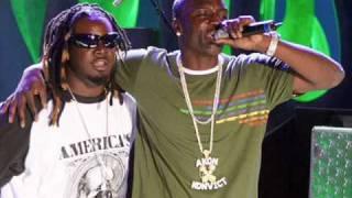 Akon feat Sweet Rush - Troublemaker