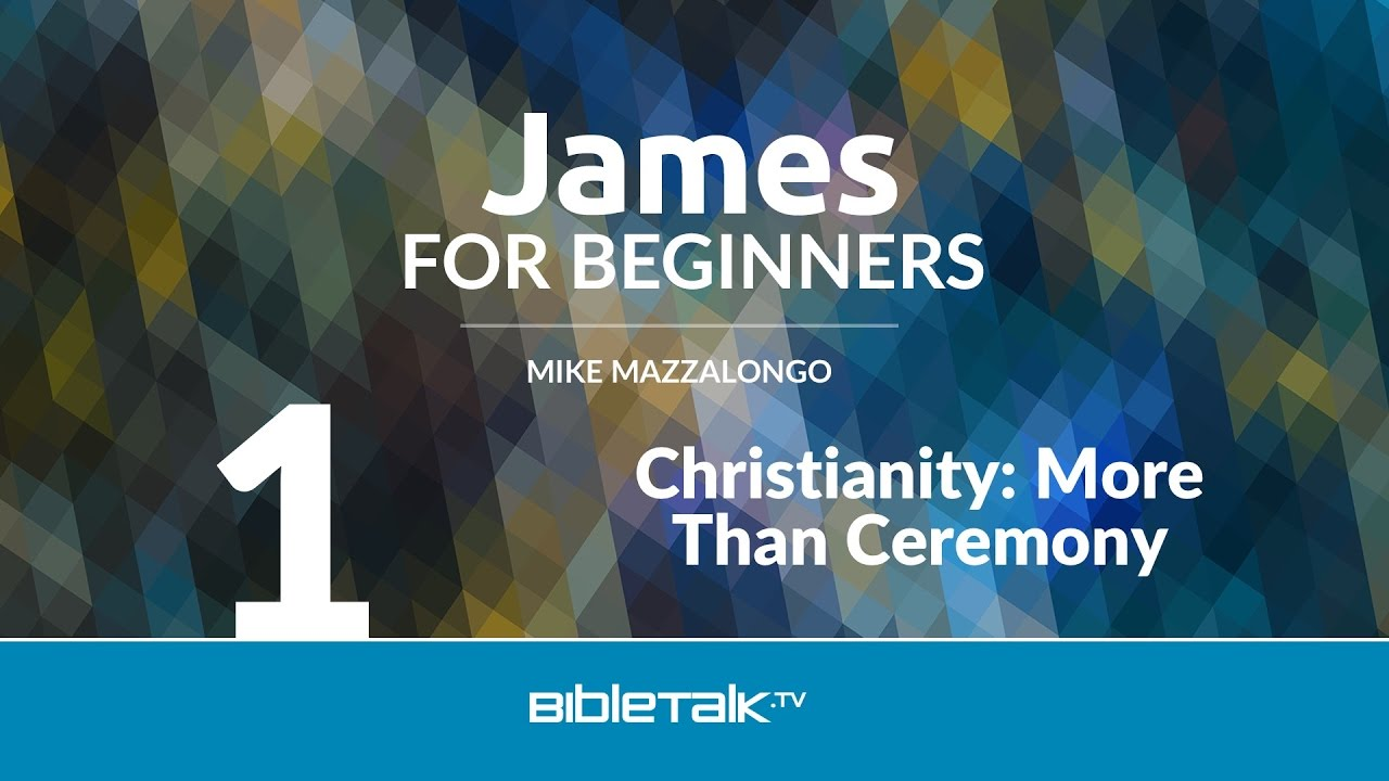 1. Christianity: More Than Ceremony