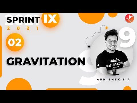 Gravitation L2 | CBSE Class 9 Physics | Science Chapter 10 NCERT Solution | Sprint IX 2021 | Vedantu