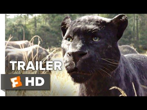 The Jungle Book Official Teaser Trailer #1 (2016) - Scarlett Johansson, Bill Murray Movie HD
