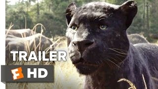 The Jungle Book - Official Teaser Trailer #1 (2016)