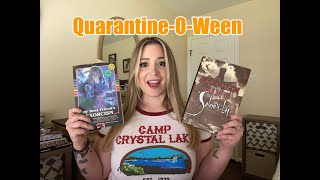 5 Horror Book Recommendations || Quarantine-O-Ween Edition