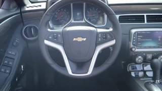 2014 Chevrolet Camaro 2dr Conv Lt W 2lt  Milton, Florida