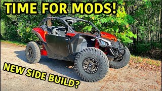 Rebuilding A Wrecked 2019 Can-Am Maverick X3 Turbo Part 3
