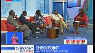 Checkpoint : Kenya's electoral system-parliament set to change election laws