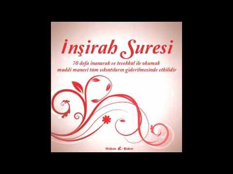 Inşirah Suresi 70 defa Okumak Kalp Sıkıntısını Giderir ve Tembellikten Korur