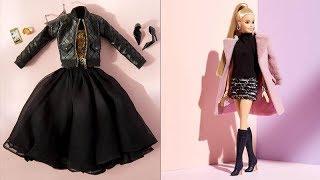 Awesome Doll Hacks And DIYs 👗 Barbie Doll Dresses ❤️ DIY Doll Makeover Transformation