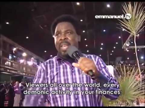 Download Fix Me Oh Lord Mass Prayer With Tb Joshua Video 3GP Mp4 FLV