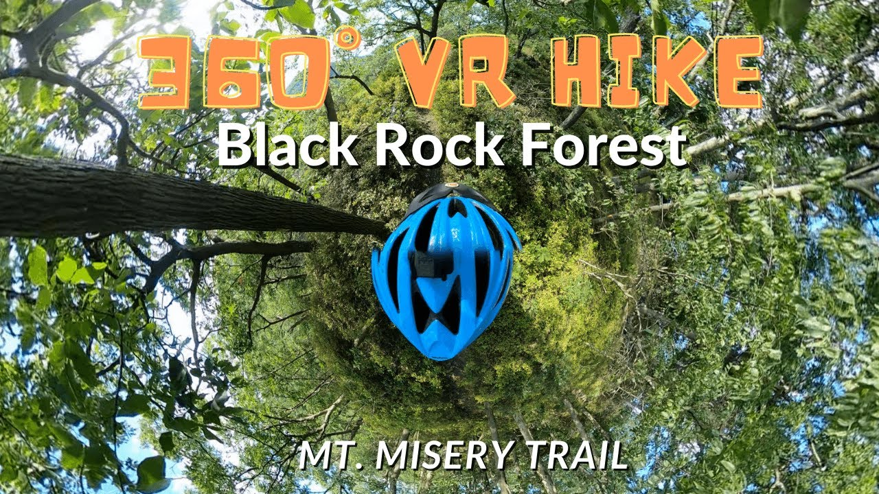 360° Virtual Hike | Mt Misery (part 1), Cornwall, NY