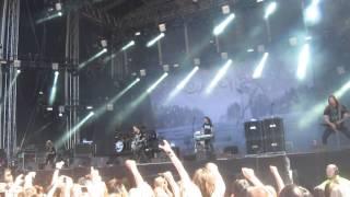 Children Of Bodom - Transference @ Sauna Open Air 8.6.2013 HD