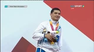 Ержан Сәлімгереев - ІІІ Азия Пара ойындарының екі дүркін чемпионы