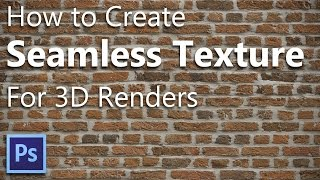 Create Seamless Texture In Photoshop