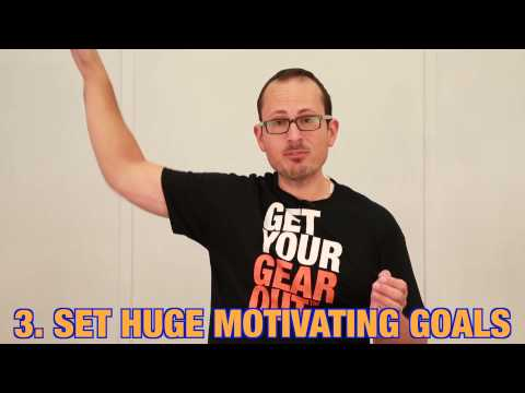 Set meaningful goals & achieve them in 2014
