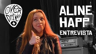 Interview with Aline Happ for Overdrive (video)