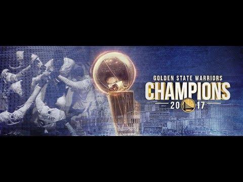2017 NBA FINALS golden state warriors highlights mix