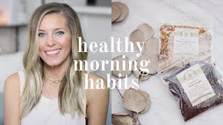 Healthy Morning Habits to Start Your Day // My Morning Routine