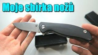 Moje Sbírka Nožů + Epická Novinka   Nakashi [CZ]