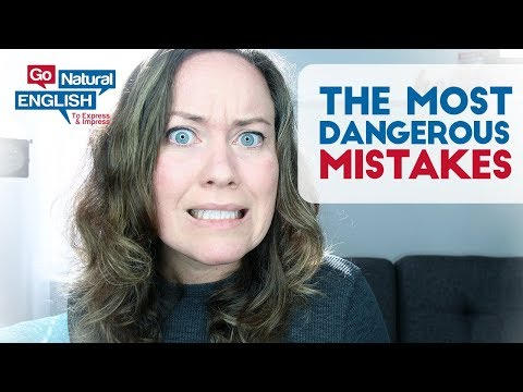 Say WHAT?! 10 Most DANGEROUS Word MISTAKES