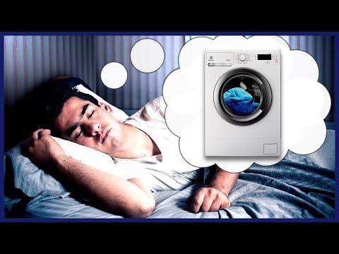 К чему снится стиральная машинка