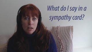 Sympathy Card Tips