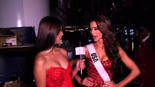 Miss Universe 2014 Behind the Scene with Ariella- The Evening Gown.