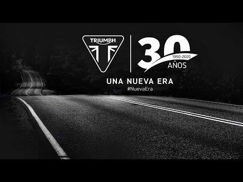 Nueva Era Triumph 30 años ● Últimas Novedades ●