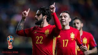 Spain • Road To Russia 2018 • Official Promo Video