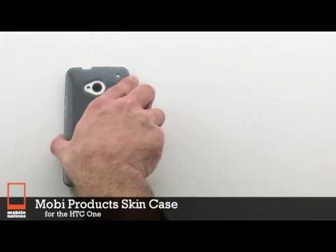 Mobi Products Skin Case for HTC One