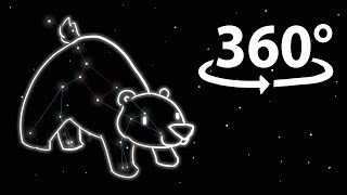 How To Read The Starts In The Night Sky | 360 VR