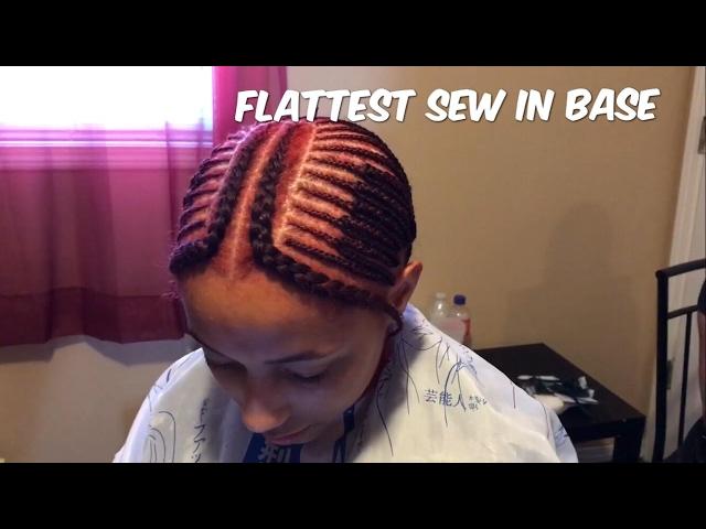 Sew In Braid Pattern Tutorial sewing box braids# MP3 Downloads