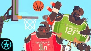 THERE'S ANOTHER MAN IN HERE! - Regular Human Basketball - jan:LOCK