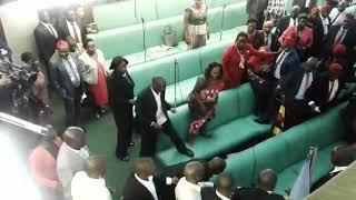 Uganda House Speaker suspends 25 lawmakers - VIDEO