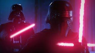 Kylo Ren Vs Darth Vader - Force Of Darkness  A Star Wars Fan-film