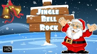 Jingle Bell Rock - Popular Christmas Carols with Lyrics - Top Christmas Song
