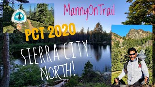 Pacific Crest Trail 2020. Hiking/Backpacking the PCT! Sierra City Northbound!  Go PCT Class of 2021!