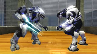 Halo 3 Shipsmaster VS. Halo 2 Anniversary Shipmaster