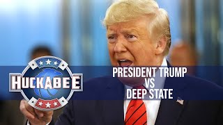 Trump Is FORCING The DEEP STATE To The Surface | Huckabee