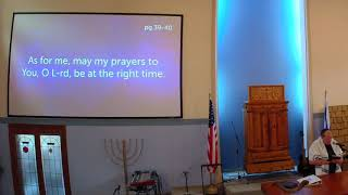 Shabbat Sermon - June 22, 2019