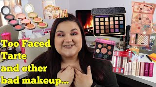 Holiday Anti Haul!! *What is going on with Too Faced?!* (Glowmas Day 1!)